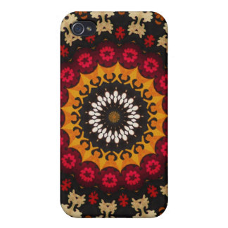 Tribal Southwestern Indian Aztec Print iPhone 4 Case