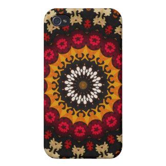 Tribal Southwestern Indian Aztec Print iPhone 4 Case