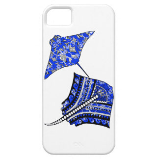Tribal Stingrays iPhone 5 Cover