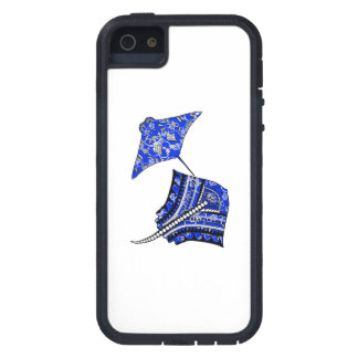 Tribal Stingrays iPhone 5 Covers