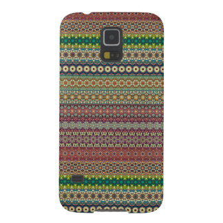 Tribal striped abstract pattern design case for galaxy s5