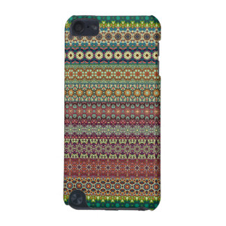Tribal striped abstract pattern design iPod touch (5th generation) case