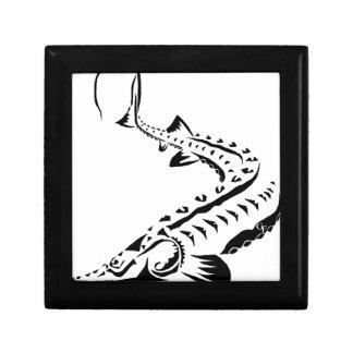 Tribal Sturgeon - Shovelnose Gift Box