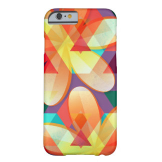 Tribal Summer Flower Garden Barely There iPhone 6 Case