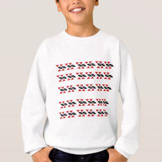 Tribal Summer vintage pattern Sweatshirt