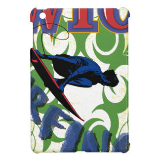 Tribal surfing cover for the iPad mini