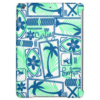Tribal surfing iPad air cases