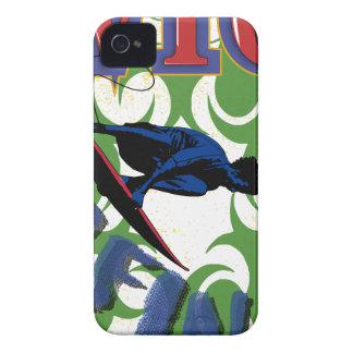 Tribal surfing iPhone 4 cases