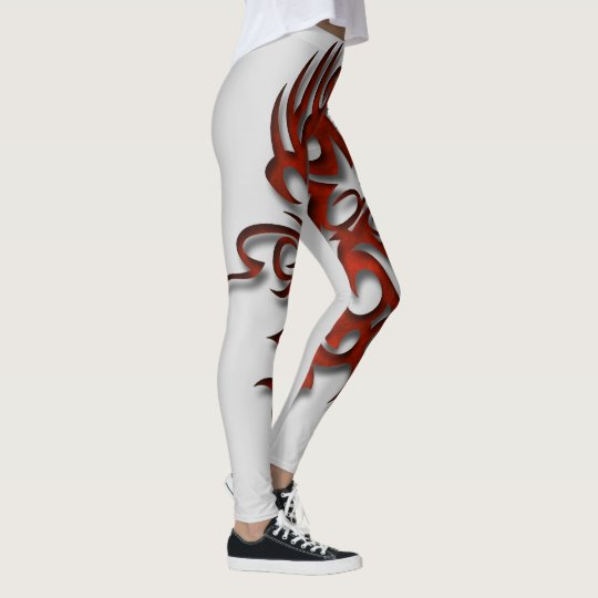 Tribal symbol 12 leggings