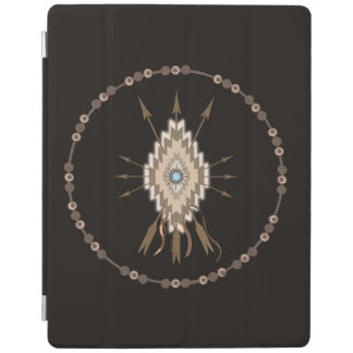 Tribal Symbols Friendship Motif iPad Smartcover iPad Cover