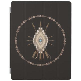 Tribal Symbols Friendship Motif iPad Smartcover iPad Smart Cover