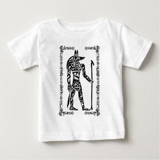 Tribal Tattoo Anubis Baby T-Shirt