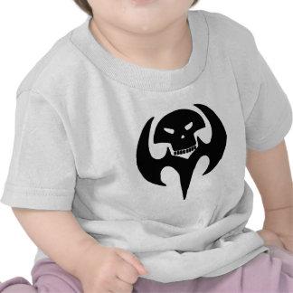 Tribal Tattoo Skull Tee Shirts