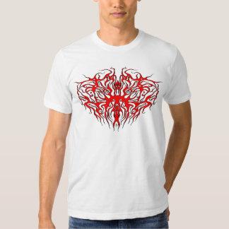 Tribal Tattoo Valentine Heart Tees