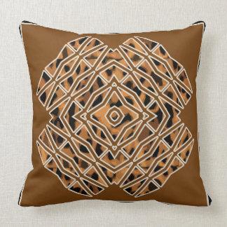 "Tribal  Throw Pillow 20"" x 20"""