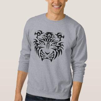Tribal Tiger Sweatshirt
