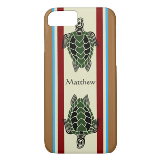 Tribal Turtles iPhone 8/7 Case