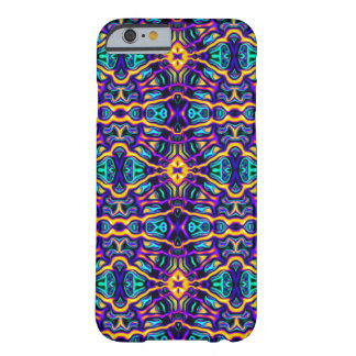 Tribal Visions Psychedelic Pattern2 iPhone Case