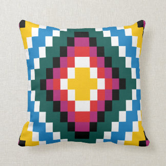 Tribal Weave Accent Pillow