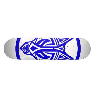 Tribal Wolf Skateboard