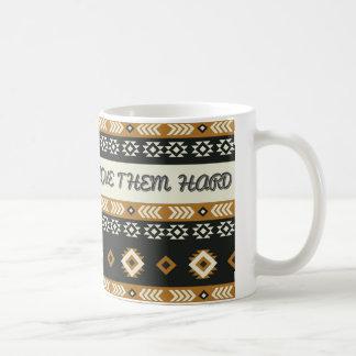 Tribe design 1 coffee mug