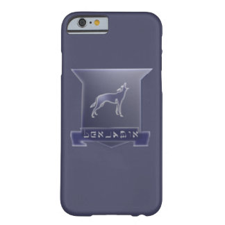 Tribe Of Benjamin Crest iPhone 6/6s Case