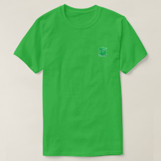 Tribe Of Ephraim Men's Shamrock Green T-shirt