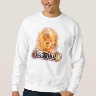 Tribe of Judah - Long Sleeve White Sweatshirt