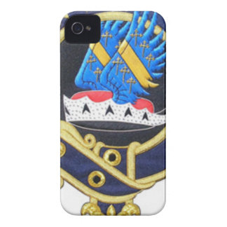 Tribe of Mar Crest Case-Mate iPhone 4 Case