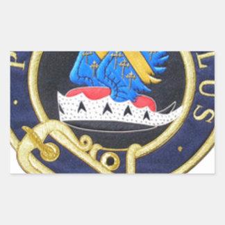 Tribe of Mar Crest Sticker