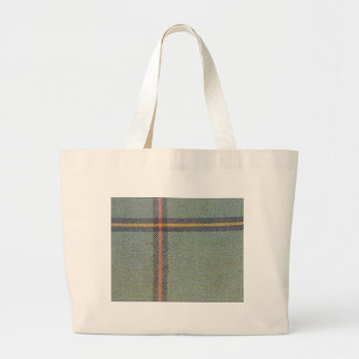 Tribe of Mar/Marr Ancient Tartan Large Tote Bag