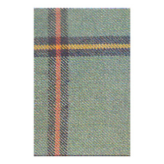Tribe of Mar/Marr Ancient Tartan Stationery
