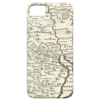 Tribes of Israel - Antique Map of Promised Land Case For The iPhone 5