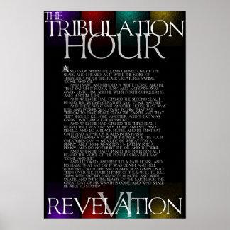Tribulation Hour - 5a Poster