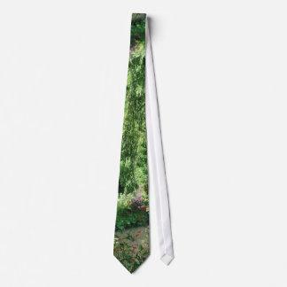 Tribute to Monet Tie