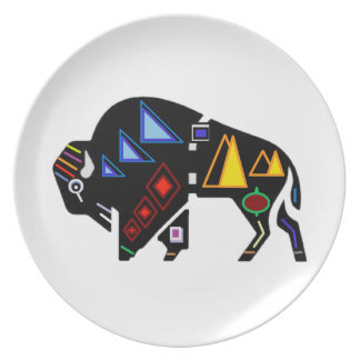 TRIBUTE TO STRENGTH PARTY PLATE