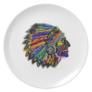 TRIBUTE TO STRENGTH PARTY PLATES