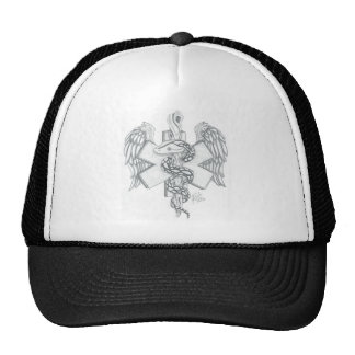 Tribute To The Medical Field Trucker Hat