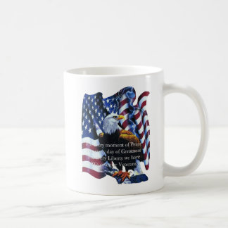 Tribute Veterans Day Mug