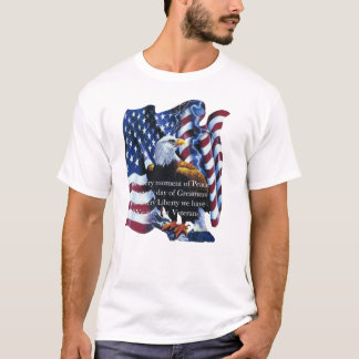Tribute Veterans Day T-Shirt