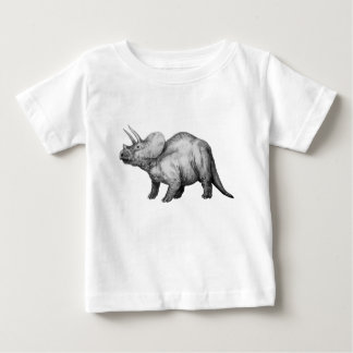 triceratops5 baby T-Shirt