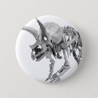 triceratops 2 inch round button