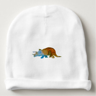 Triceratops Baby Beanie