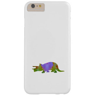 Triceratops Barely There iPhone 6 Plus Case