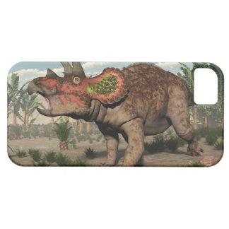 Triceratops dinosaur - 3D render iPhone 5 Case