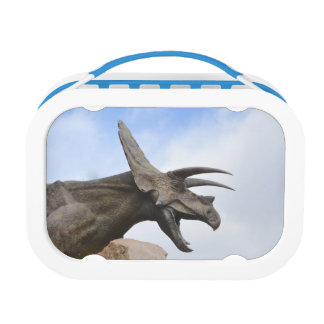 Triceratops Dinosaur Lunch Box