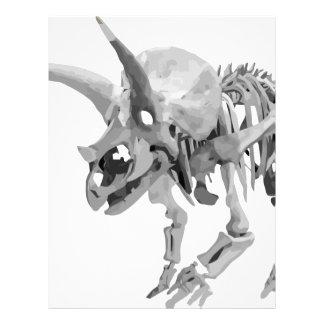 triceratops letterhead