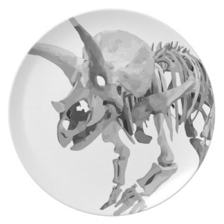 triceratops plate