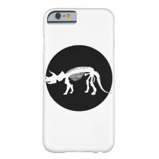 Triceratops skeleton barely there iPhone 6 case