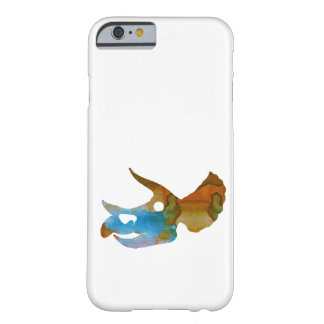 Triceratops Skull Barely There iPhone 6 Case